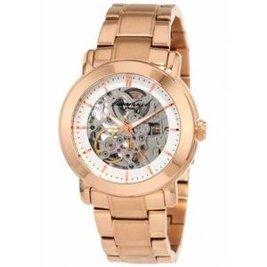 Kenneth Cole Rose Gold Skeleton Dial Watch KC4758
